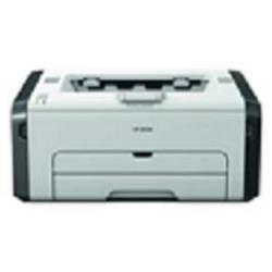 Imprimante laser Ricoh SP 213w - Imprimante - monochrome - laser - A4 - 1200 x 600 ppp - jusqu'à 22 ppm - capacité : 150 feuilles - USB 2.0, Wi-Fi(n)
