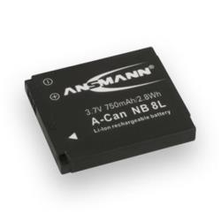 Batteria Ansmann - Nb-8l