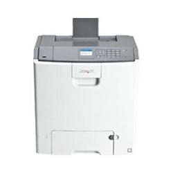 Imprimante laser Lexmark C746n - Imprimante - couleur - laser - A4/Legal - 1200 ppp - jusqu'à 33 ppm (mono) / jusqu'à 33 ppm (couleur) - capacité : 650 feuilles - USB, Gigabit LAN, hôte USB