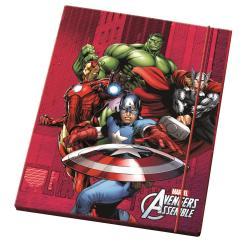 Cartelletta Mitama - Avengers