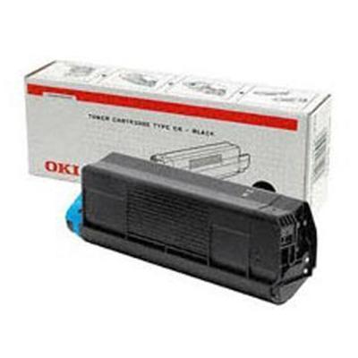Oki - TONER NERO C5250/5450/5510MFP 5K