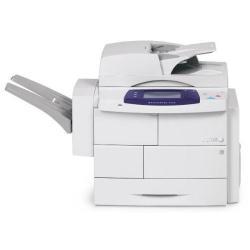 Imprimante laser multifonction Xerox WorkCentre 4260S - Imprimante multifonctions - Noir et blanc - laser - 218 x 400 mm (original) - A4/Legal (support) - jusqu'à 53 ppm (copie) - jusqu'à 53 ppm (impression) - 600 feuilles - USB, LAN, hôte USB