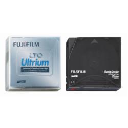Support stockage FUJIFILM - LTO Ultrium - noir - cartouche de nettoyage