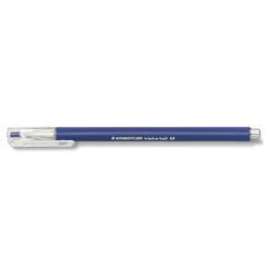 Stylo STAEDTLER triplus ball - Stylo à bille - bleu - 0.45 mm - moyen