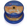 Verbatim - Verbatim - 50 x DVD-R - 4.7 Go...