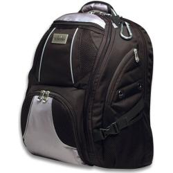 """Sacoche Manhattan Innsbruck - Sac à dos pour ordinateur portable - 15.4"""" - noir, argenté(e)"""