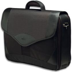 """Sacoche Manhattan Zurich Notebook Computer Briefcase - Sacoche pour ordinateur portable - 17"""" - noir"""