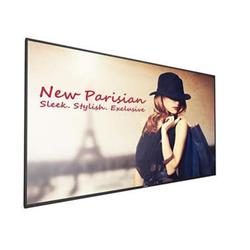 """Écran LED Philips Signage Solutions D-Line 43BDL4050D - Classe 43"""" (42.5"""" visualisable) écran DEL - signalisation numérique - 1080p (Full HD)"""