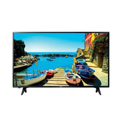 "TV LED LG 43LJ500V - Classe 43"" TV LED - 1080p (Full HD) - LED à éclairage direct - noir"