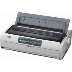 Imprimante OKI Microline 5791eco - Imprimante - monochrome - matricielle - A3 - 24 pin - jusqu'à 576 car/sec - parallèle, USB