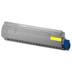 Toner Oki - Toner giallo x c831/c841 10k
