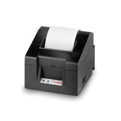 Imprimante thermique code barre OKI PT390 - Imprimante de reçus - deux couleurs (monochrome) - papier thermique - Rouleau (8,25 cm) - 203 dpi - jusqu'à 260 mm/sec - LAN - Cutter pour coupe partielle