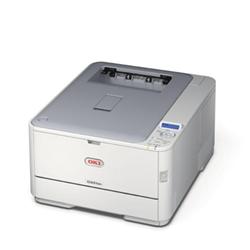 Imprimante laser OKI C531dn - Imprimante - couleur - Recto-verso - LED - A4 - 1200 x 600 ppp - jusqu'à 30 ppm (mono) / jusqu'à 26 ppm (couleur) - capacité : 350 feuilles - USB, LAN