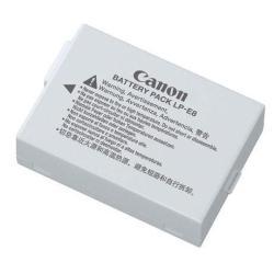 Batterie Canon LP-E8 - Pile pour appareil photo Li-Ion - pour EOS 600, 650, 700, Kiss X4, Kiss X5, Kiss X7i, Rebel T2i, Rebel T3i, Rebel T4i, Rebel T5i