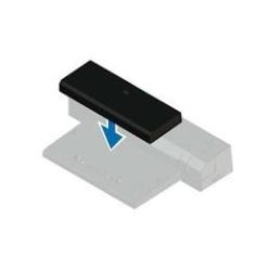 Station d'accueil Dell E-Docking Spacer - Adaptateur de station d'accueil - pour Latitude E5270, E5470, E5550, E5570, E7270, E7470; Precision Mobile Workstation 3510, 7710