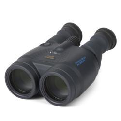 Jumelles Canon - Jumelles 15 x 50 IS - Etanche, à image stabilisée - Porro - noir