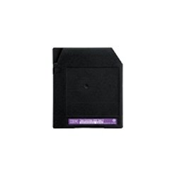 Support stockage IBM TotalStorage Enterprise Tape Media Advanced Data - 3592 - 4 To - avec étiquette couleur - noir