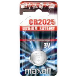Pile Maxell - Batterie CR2025 Li ( pack de 10 )