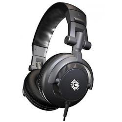 Casque Hercules HDP DJ M 40.1 - Casque - pleine taille - 3.5 mm plug - noir