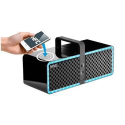 haut-parleur sans fil Hercules Wireless Audio Experience NEO - Haut-parleur - pour utilisation mobile - sans fil - 15 Watt (Totale)
