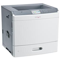Imprimante laser Lexmark C792dhe - Imprimante - couleur - Recto-verso - laser - A4/Legal - 2400 x 600 ppp - jusqu'à 47 ppm (mono) / jusqu'à 47 ppm (couleur) - capacité : 2300 feuilles - USB, Gigabit LAN, hôte USB