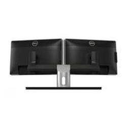 """Dell MDS14 Dual Monitor Stand - Pied pour 2 moniteurs - noir - Taille d'écran : 24"""" - pour Latitude E5270, E7270; Precision Mobile Workstation 3510, 5510, 7510, 7710"""