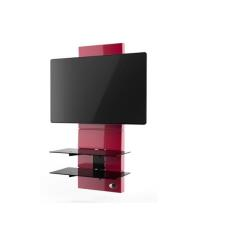 Support pour LCD GHOST DESIGN 3000 Rouge