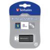 Clé USB Verbatim - Verbatim PinStripe USB Drive -...