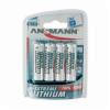 Pile Ansmann - ANSMANN Mignon Extreme Lithium...