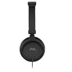 Meliconi MySound HP Smart - Casque - sur-oreille - jack 3,5mm - noir