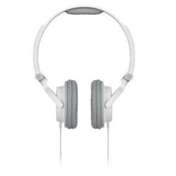 Meliconi MySound HP Smart - Casque - sur-oreille - 3.5 mm plug - blanc