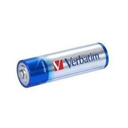 Pile Verbatim - Batterie 4 x type AA Alcaline