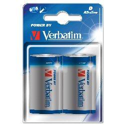 Pila alcalina Verbatim - 49923