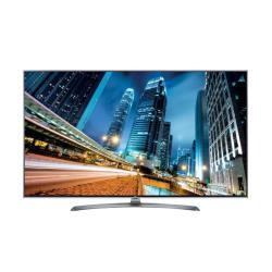 "TV LED LG 49UJ750V - Classe 49"" TV LED - Smart TV - 4K UHD (2160p) - HDR - système de rétroéclairage en bordure par DEL Edge-Lit, local dimming"