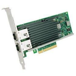 Adaptateur pour réseaux Intel X540-T2 - Adaptateur réseau - PCIe 2.0 x8 faible encombrement - 10Gb Ethernet x 2 - pour System x3100 M3; x3100 M5; x3250 M4; x35XX M4; x3650 M4 HD; x36XX M3; x3850 X6; x3950 X6