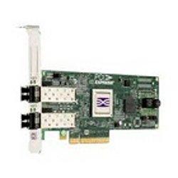 Adaptateur pour réseaux Lenovo ThinkServer LPe16002B Dual Port 8Gb Fiber Channel HBA by Emulex - Adaptateur de bus hôte - PCIe 3.0 - 8Gb Fibre Channel x 2 - pour ThinkServer RD340; RD440; RD540; RD550; RD640; RD650; TD340; TD350