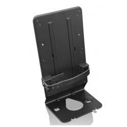 Support Lenovo Tiny L-Bracket - Kit de montage d'écran sur ordinateur de bureau - pour ThinkCentre M700; M72e (Mini ordinateur); M900 10FM; M900x; M92; M92p; M93p