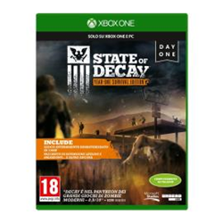 Videogioco Microsoft - State of decay Xbox one