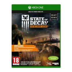 Videogioco Microsoft - State of decay