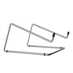 Support pour LCD Exponent - Support pour ordinateur portable - argenté(e)
