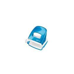 Perforatrice Leitz WOW NeXXt 5008 - Perforateur - 30 feuilles / 3 mm - métal - bleu métallisé