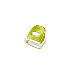 Perforatrice Leitz WOW NeXXt 5008 - Perforateur - 30 feuilles / 3 mm - 2 trous - métal - vert métallisé