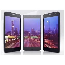 Smartphone Alcatel One Touch POP Star Classy Pack - Smartphone - double SIM - 3G - 8 Go - microSDHC slot - GSM - 5