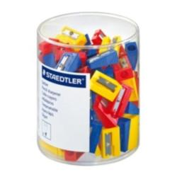 Taille-crayon STAEDTLER - Taille-crayon - plastique (pack de 100)