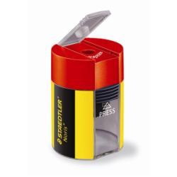 Taille-crayon STAEDTLER Noris - Taille-crayon - noir, jaune - métal