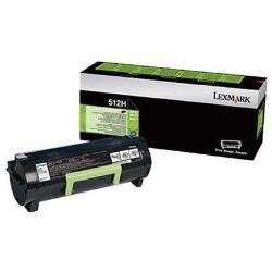 Toner Lexmark - 512h