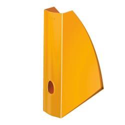 Leitz WOW Plus - Porte-revues - A4 - orange métallisé