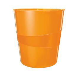Cestino Leitz - Cestino gettacarte WOW Arancione