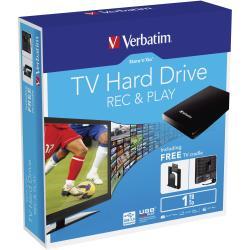 Hard disk esterno Store 'n' go tv hard drive
