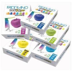 Papier Fabriano Multipaper - Papier - brillant lisse - blanc - A3 (297 x 420 mm) - 200 g/m² - 250 feuille(s)